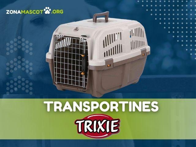transportines para mascotas trixie