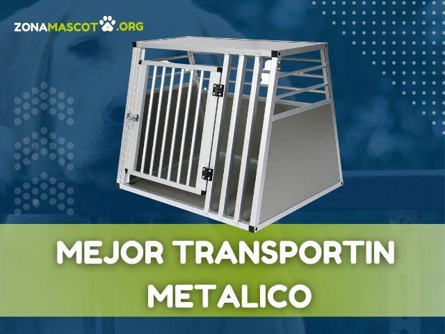 Los mejores transportines para mascotas de metal del mercado