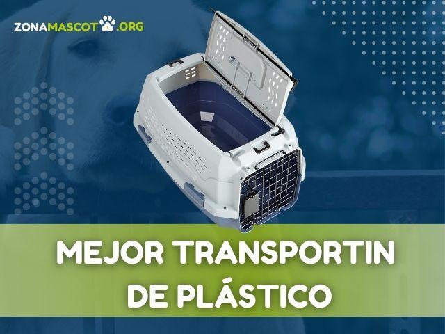 Los mejores transportines para mascotas de plástico del mercado