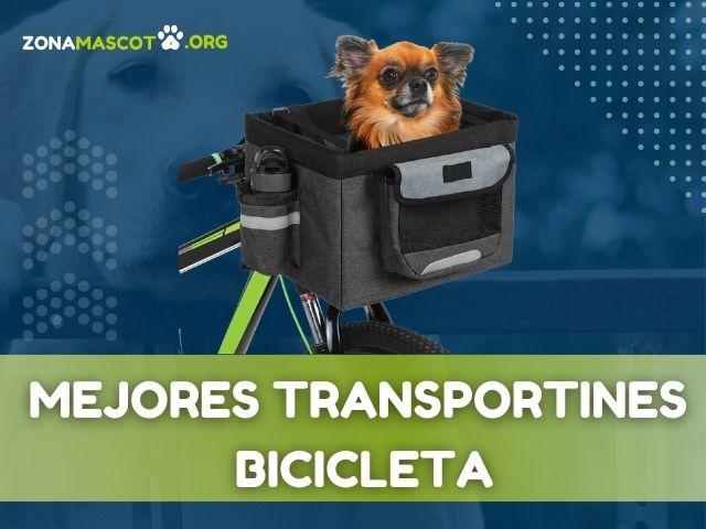 Los mejores transportines para mascotas para bicicleta del mercado